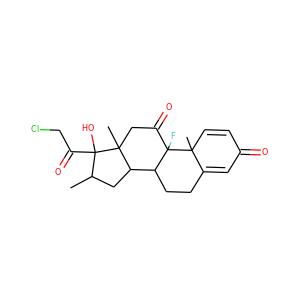 Organochlorides, Organofluorides - Chemical Safety, Models